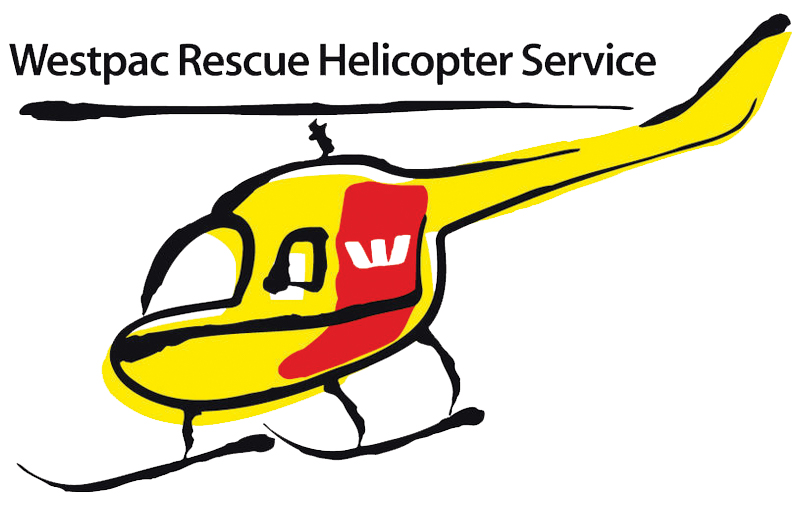 Westpac Helicopter Service Logo